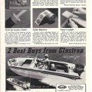 1971 Glastron V-156 Sportster Boat Ad- Nice Photo