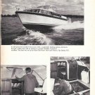 1963 Chris- Craft Cavalier Futura 28' Boat Review & Specs- Nice Photos