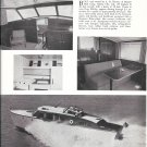 "1955 Hunter Boat Corp Ad- Nice Photos 42' ""El Captain"""