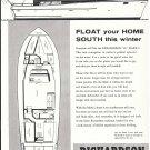 1960 Richardson 46' Mark I Yacht Ad- Drawings
