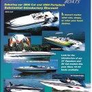 2000 Commander Boats Color Ad- Photos 0f 6 Models