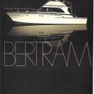 1971 Bertram Yachts 2 Page Color Ad-Nice Photos of 46-38-35 & 31'