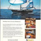 1984 Irwin 52/ 65 Yacht Color Ad- Nicer Photos