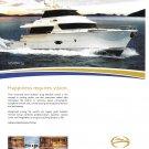 2010 Horizon Vision 74 Yacht Color Ad- Nice Photo