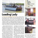 """2010 Boat Review of 1959 Chris- Craft Constellation """"Lodestar""""-Specs-Photos"""