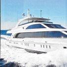 2013 Hargrave 125 RaisedPilothouse Yacht Review- Specs & Nice Photos