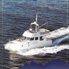 2012 Swift Trawler 34 Boat Color Ad- Nice Photo