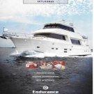 2013 Hampton Endurance 720 LRC Yacht Color Ad- Nice Photo