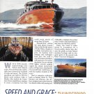 2009 Review of 1939 Hacker 55' Boat Thunderbird- Nice Photos