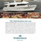 2009 Hampton Endurance 650 LRC Yacht Color Ad- Nice Photos