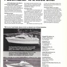 1973 Pacemaker Boats Ad- Photo of 26' & 28' Models