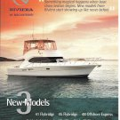 2007 Riviera Yachts Color Ad- Nice Photo