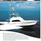 2003 Riviera 47 Yacht Color Ad- Nice Photo