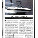 1999 Ski Centurion 23' Boat Review & Specs- Nice Photo