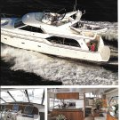 1997 Bayliner 57 Yacht Review & Specs- Nice Photos