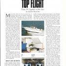1997 Tiara 29 Boat Review & Specs- Nice Photo