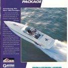 1994 Powrquest 380 Avenger Boat Ad- Nice Photo