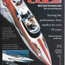 1998 Cole 250-S Boat Color Ad- Nice Photo- Hot Girl