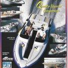 1998 Ultra Custom Boats Color Ad- Photos of 7 Models- Hot Girls