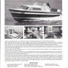 1970 Essex Yacht Builders Limited Ad- Nice Photos Cleopatra Mediterranean Super 30