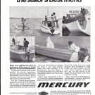 1970 Mercury Outboard Motors Ad- Nice Photos