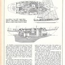 1979 Mason 43 Cutter Or Ketch Review & Specs- Drawings
