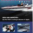 1990 Sleekcraft Boats Color Ad- Nice Photos- Hot Girls