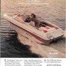 1993 Rinker V180 Boat Color Ad- Nice Photo- Hot Girl