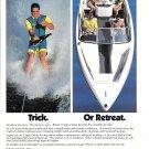 1992 Rinker Captiva Boat Color Ad- Nice Photo- Hot Girls