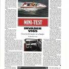 1992 Invader V165 Boat Review & Specs- Photo