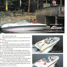 1992 Cobia Boats Color Ad- Nice Photos of 3 Models
