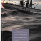 1992 Boston Whaler Outrage 19 Boat Color Ad- Nice Photo