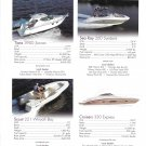 2007 Tiara 3900-Sea Ray 260-Scout 221-Cruisers 330 New Boats Ad-Specs & Photos