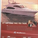 2007 Hatteras 64 Motor Yacht Color Ad- Nice Photo