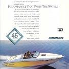 1990 Rinker 236 Boat Color Ad- Nice Photo- Hot Girl