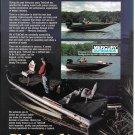 1990 TideCraft Boats Color Ad- Nice Photos