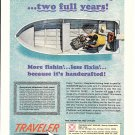 1964 Traveler Boats Color Ad- Photo