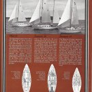 1980 Shannon Yachts Ad- Photo of Pilot 38- Shannon 38 & 28