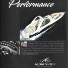 2007 Monterey 298SSX Supersport Boat Color Ad- Nice Photo