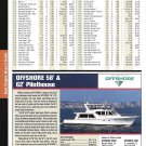 2004 Offshore 58 & 62 Pilothoude Yacht Color Ad- Specs & Photo
