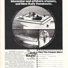 1974 Cruisers- Rally- Mirro- Craft Boats Ad- Nice Photo 3 Models