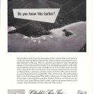1961 Chubb Insurance Ad- Nice Photo Trunk Bay, St. John, A.V.I.