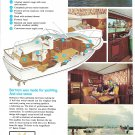 1967 Bertram 37 Salon Cruiser 2 Page Color Ad- Photos