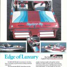 1990 Eliminator Boats Color Ad- Nice Photos of 242 & 234 Edge