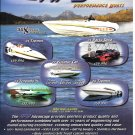 2002 APB Performance Boats Color Ad- Nice Photo of 6 Models