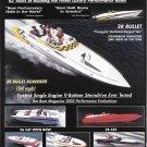 2002 Howard Custom Boats Color Ad- Nice Photo of 6 Models