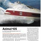 2007 Azimut 43S Yacht Review- Nice Photos & Specs