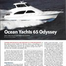 2007 Ocean Yachts 65 Odyssey Review - Nice Photos & Specs