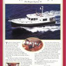 2004 Krogen Express 52 Yacht Color Ad- Nice Photo