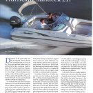 1999 Hurricane Sundeck 217 Boat Review- Specs & Nice Photos